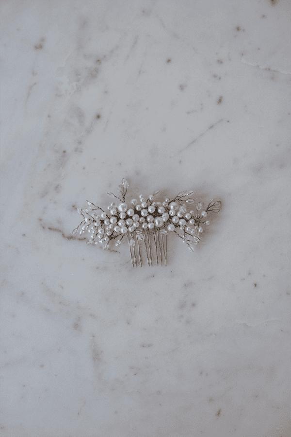 Clara Leung Designs Pearl Accessory