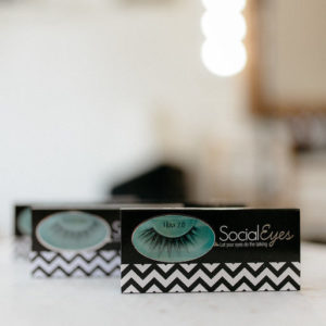 SocialEyes Bold Fake Lashes