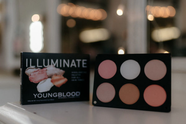 Youngblood Mineral Highlighter Palette