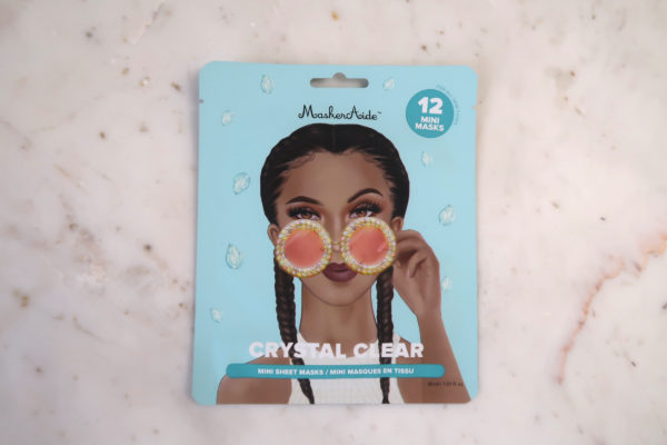 Crystal Clear Sheet Mask