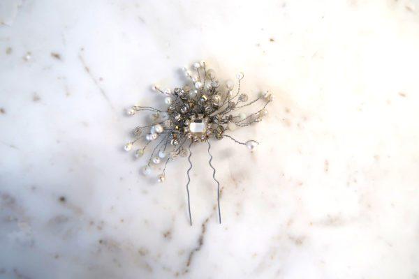 Sparkle Burst Hair Pin