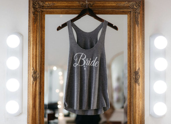 Wedding Morning Tank Top