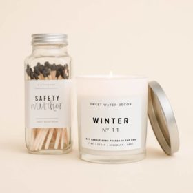 Winter No.11 Soy Candle