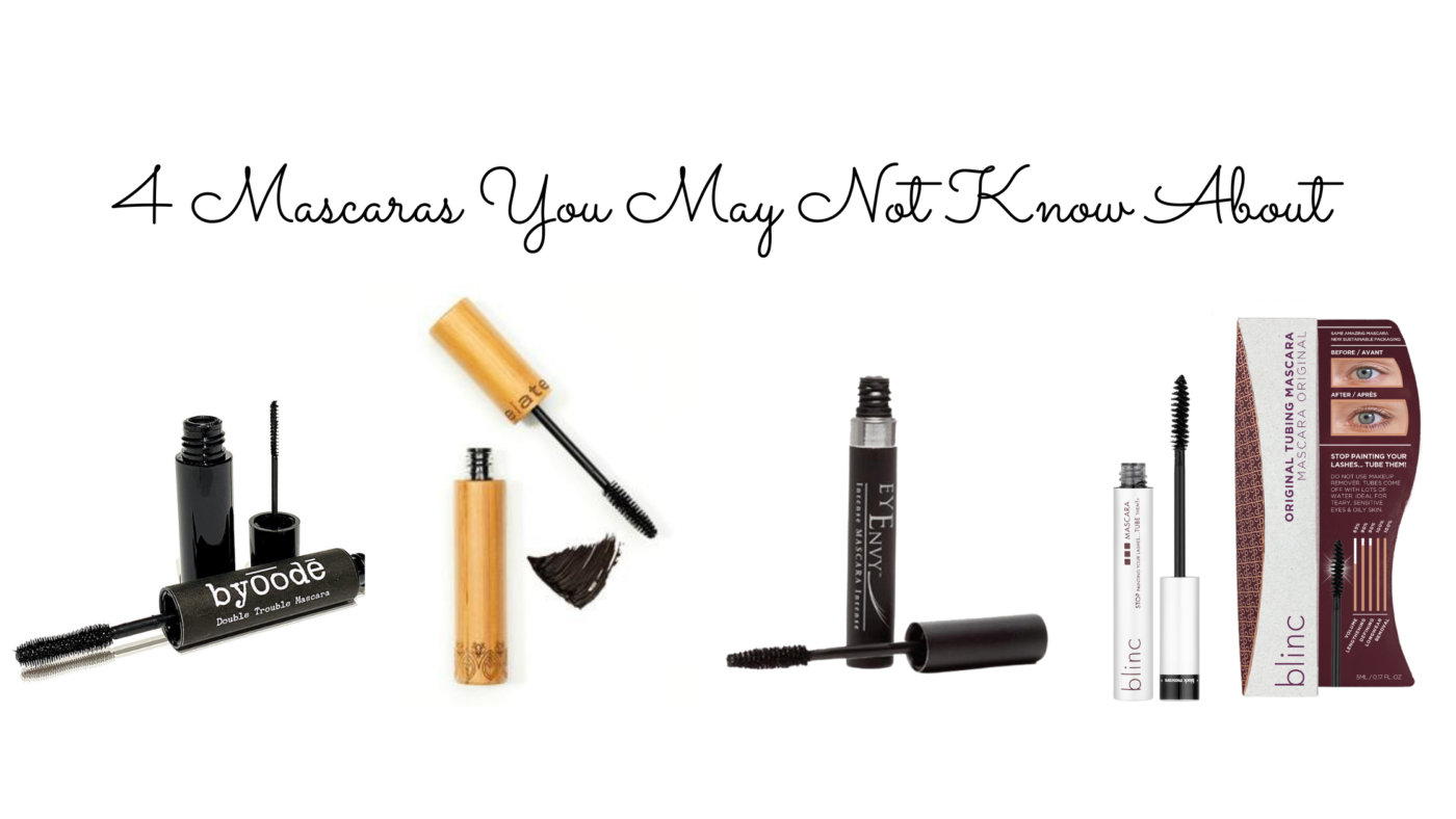 4 Mascaras You May Not Know About