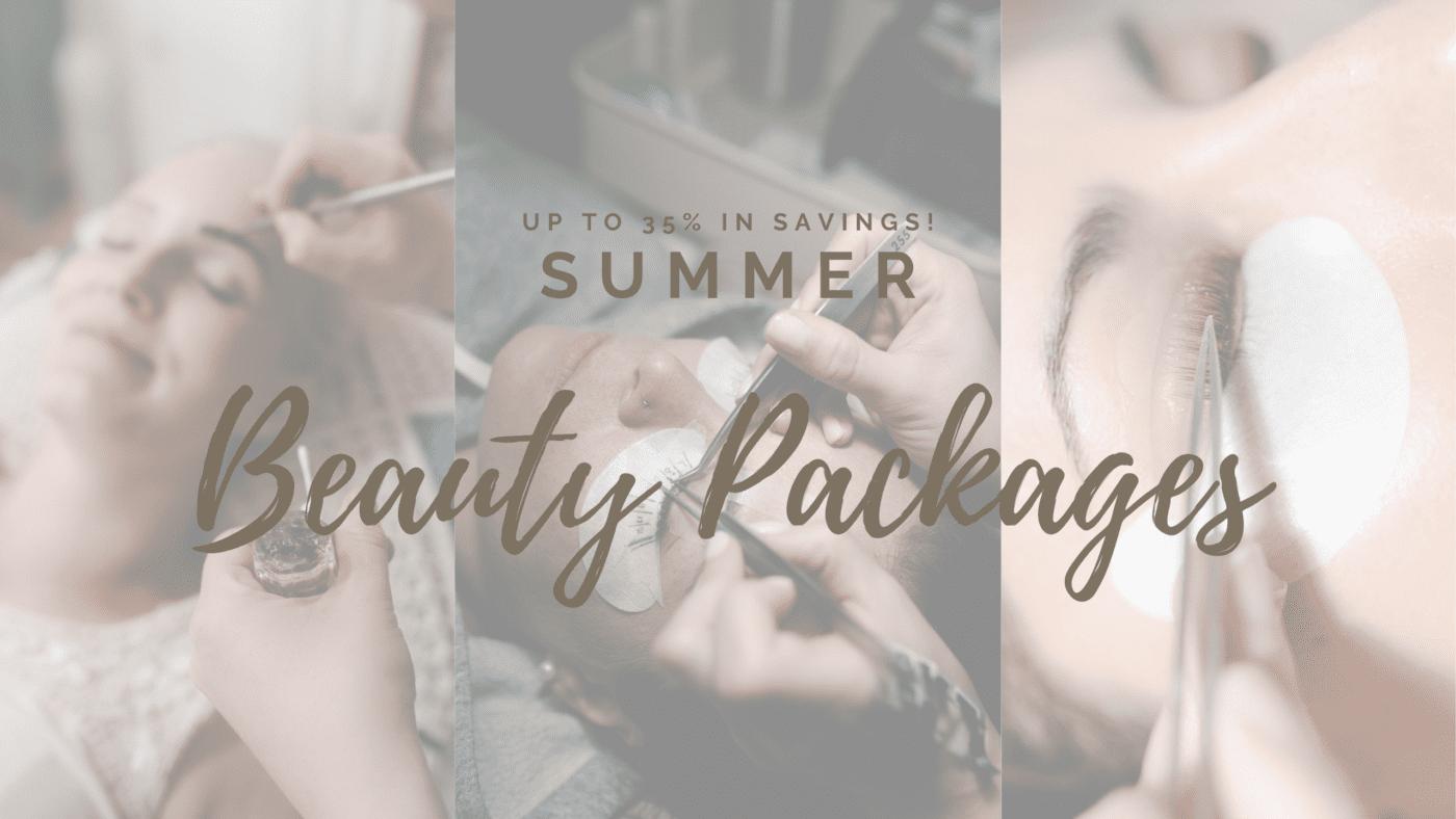 summer packages banner